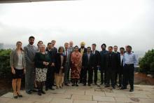 Honb'le Minister Smt. Harsimrat Kaur Badal at the Inauguration visit to Anuga Trade Fair 2015, Germany.-15/10/2015 - Image 5